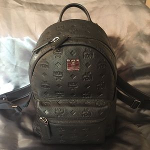 Auth MCM backpack